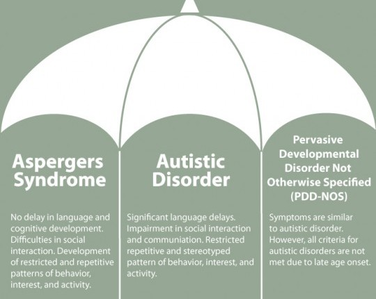 Autism Spectrum Disorder –factsheet